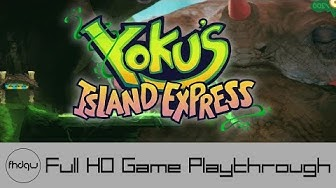 Yoku's Island Express - Full Game Playthrough (No Commentary)