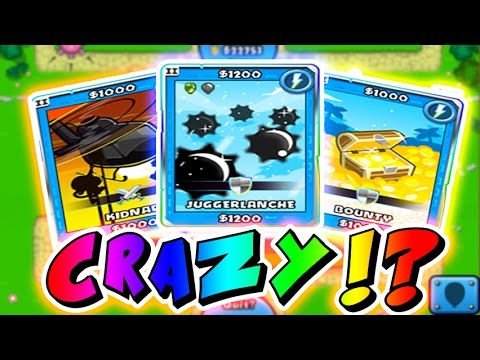 Bloons TD Battles | THE MOST INSANE CARDS AVAILABLE! - HOW DO YOU STOP THESE?!?!