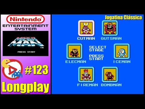 NES Longplay Mega Man