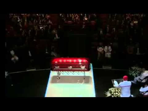 Jenni Rivera's oldest son heartfelt speech at Jenni Rivera ...Jenni Rivera Funeral