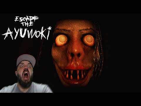 YES THIS IS A MICHAEL JACKSON HORROR GAME | Escape The Ayuwoki