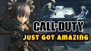 COD + ANIME GIRLS AMAZING = Call of Duty With Cute Girls (Hyperdimension Neptunia MOD)