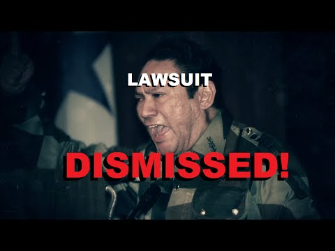 So I heard Noriega's lawsuit against Activision has been dismissed