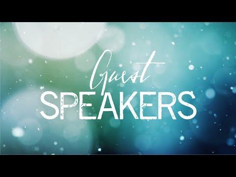 CCRGV: Guest Speaker, Pastor Pancho Juarez - Daniel 6:1-24