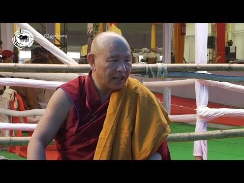 ས་ཆོག་དང་དཀྱིལ་འཁོར་ངོ་སྤྲོད། Introduction to Earth ritual and Kalachakra Mandala