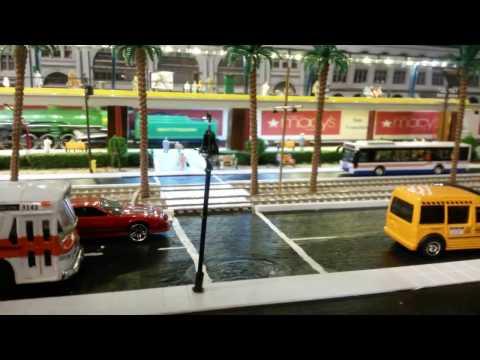 E R Monorail San Francisco Layout
