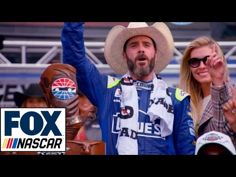 Winner's Weekend: Jimmie Johnson - Texas | NASCAR RACE HUB
