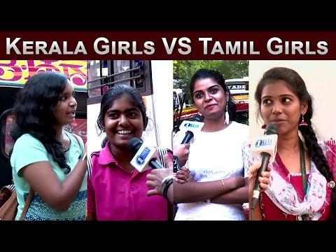 Kerala Girls VS Tamil Girls | Chennai Girls Open Talk | Ill Thaka Saiya With Siva | Yes Media