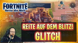 fortnite ⛏ #39 | Ride on the Blitz GLITCH!