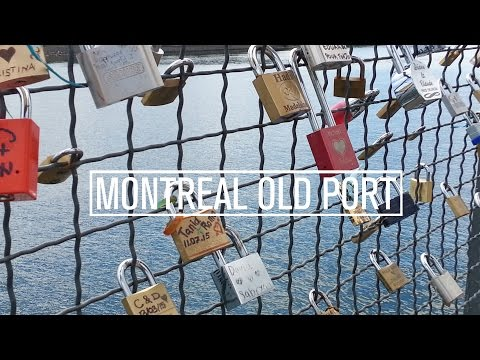 Tour of the Old Port of Montreal