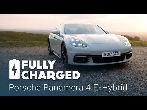 Porsche Panamera 4 E-Hybrid | Fully Charged