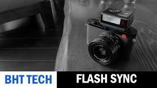 The LEICA Q vs Fujifilm EF-X20 Flash