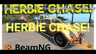 HERBİE CHASE İN CAMODO GAMİNGS OR ? İN YOUTUBE BeamNG Drive...!??