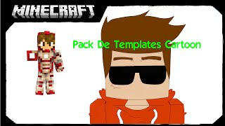 Pack de Templates Cartoon #1