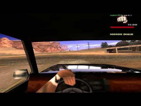Testing Steering Wheel / Testuju Volant