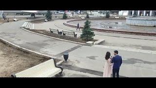 Свадьба на ВДНХ и в Коломенском, съёмка с квадрокоптера (Alex production)