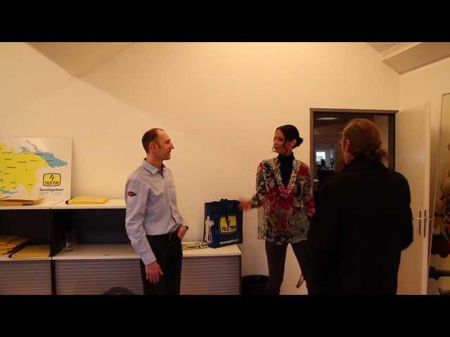 TV Talkshow mit Anita Buri (Making of)