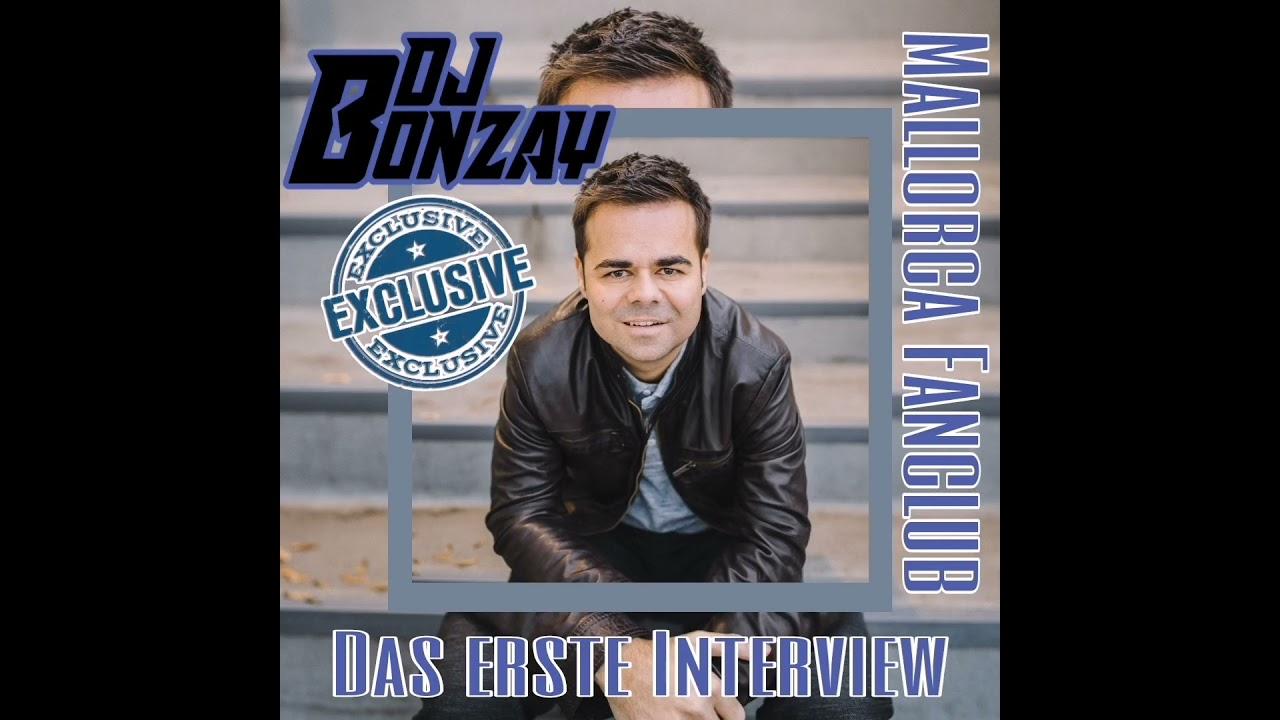 DAS ERSTE EXKLUSIVE INTERVIEW MIT DJ BONZAY