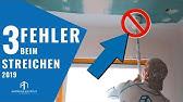 Top Raufaser Nähte kaschieren I Übergänge ausbessern/reparieren - YouTube OL08