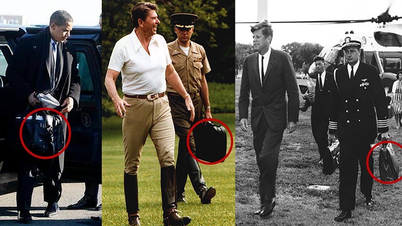 هل تعلم سر الحقيبة التي يحملها جميع رؤساء أمريكا؟