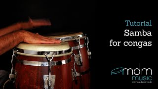 Samba for congas