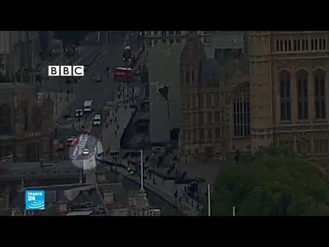 بريطانيا: كاميرا مراقبة التقطت صورا من حادث الاصطدام أمام البرلمان  - نشر قبل 33 دقيقة