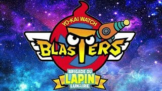 Nintendo Switch Games | YO-KAI WATCH BLASTERS - Moon Rabbit Crew Trailer - Nintendo 3DS