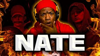A LOT FOR A CHILD TO DEAL WITH!! 🤔👀 | NF - NATE (Audio) - REACTION!