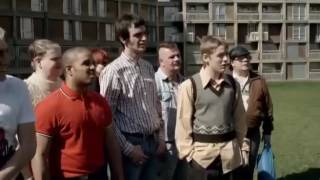 This is England Flips Fight Scene