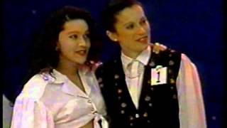 Patricia Marx - É Tempo de amar Viva a noite 1990