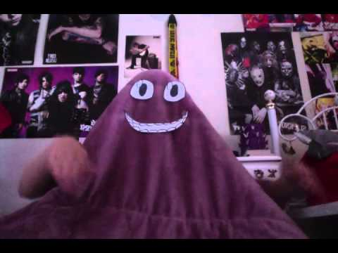 Dancing Purple Pyramid (Llama song)