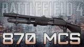 BF4 - 870 MCS - BrunoFuckHacker ( 31/7 )