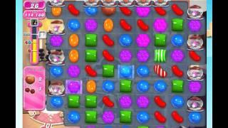 Candy Crush Saga Level 521(уровень 521) NO BOOSTER