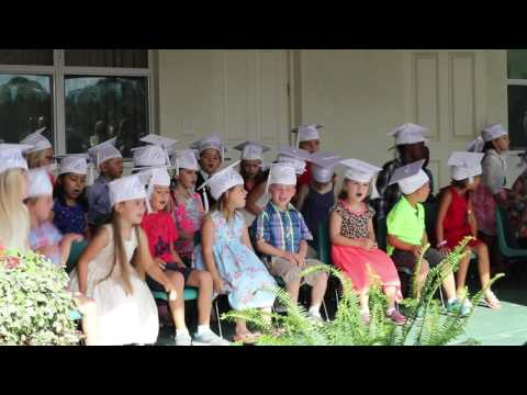 South Shore Montessori 2017 VPK/K Graduation