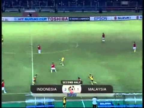 GOAL TIMNAS INDONESIA AFF CUP  YouTube