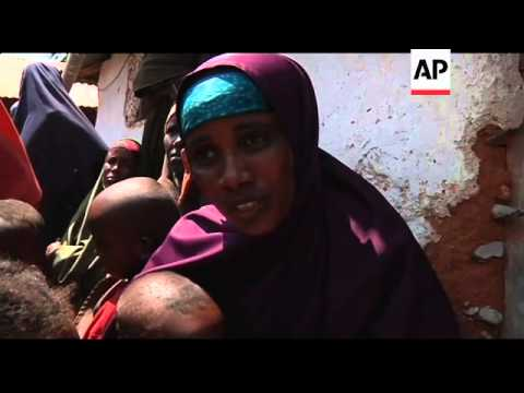 Somalis express relief at signs of stability