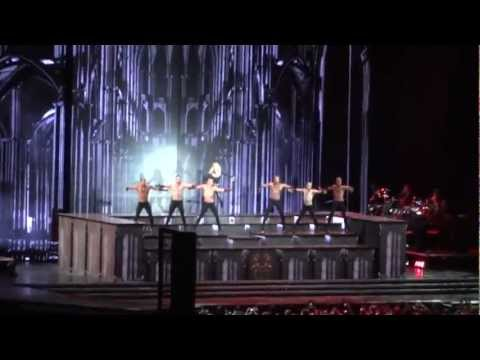 MADONNA LIVE MEXICO INTRO HD