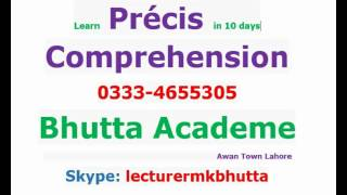Notes and Lectures of LLb BA FA FSc MA English  Lecture Mk Bhutta
