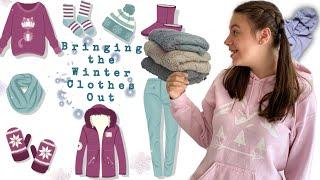 Не много приятно занимание/Ерика Думбова/My Fall - Winter Closet Set Up/Erika Doumbova