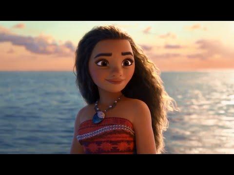 MOANA - Official Trailer (2017) Español Latino Doblado [HD]