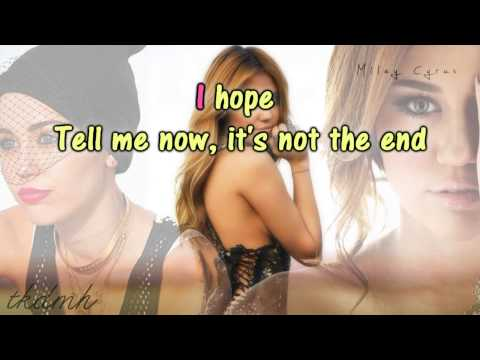 Miley Cyrus -  Someone Else Karaoke/Instrumental