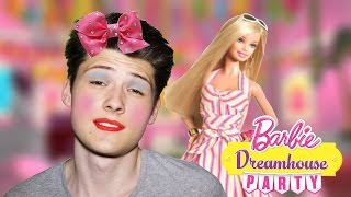 In BARBIES Dreamhouse EINGESPERRT! | BANNED