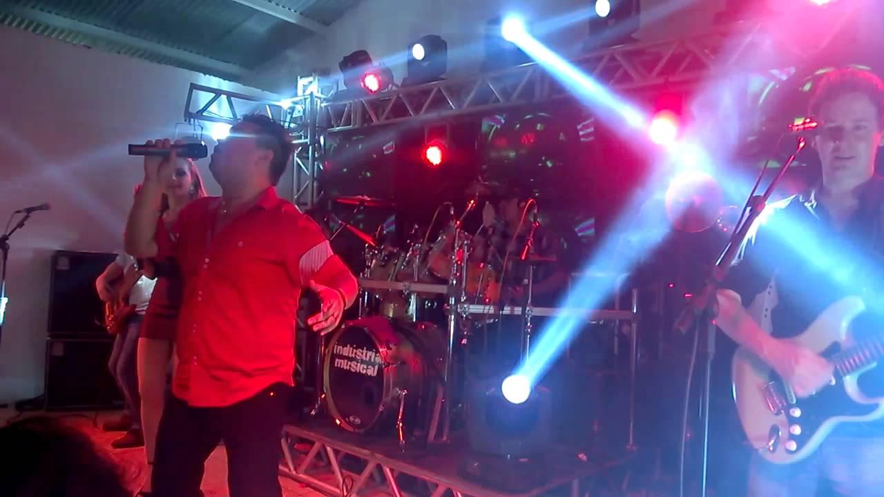 Abertura Industria Musical -  30-08-2014 em Ijuizinho