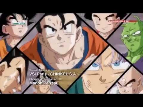 Dragon Ball Z Kai Ending 2 [Never Give Up]