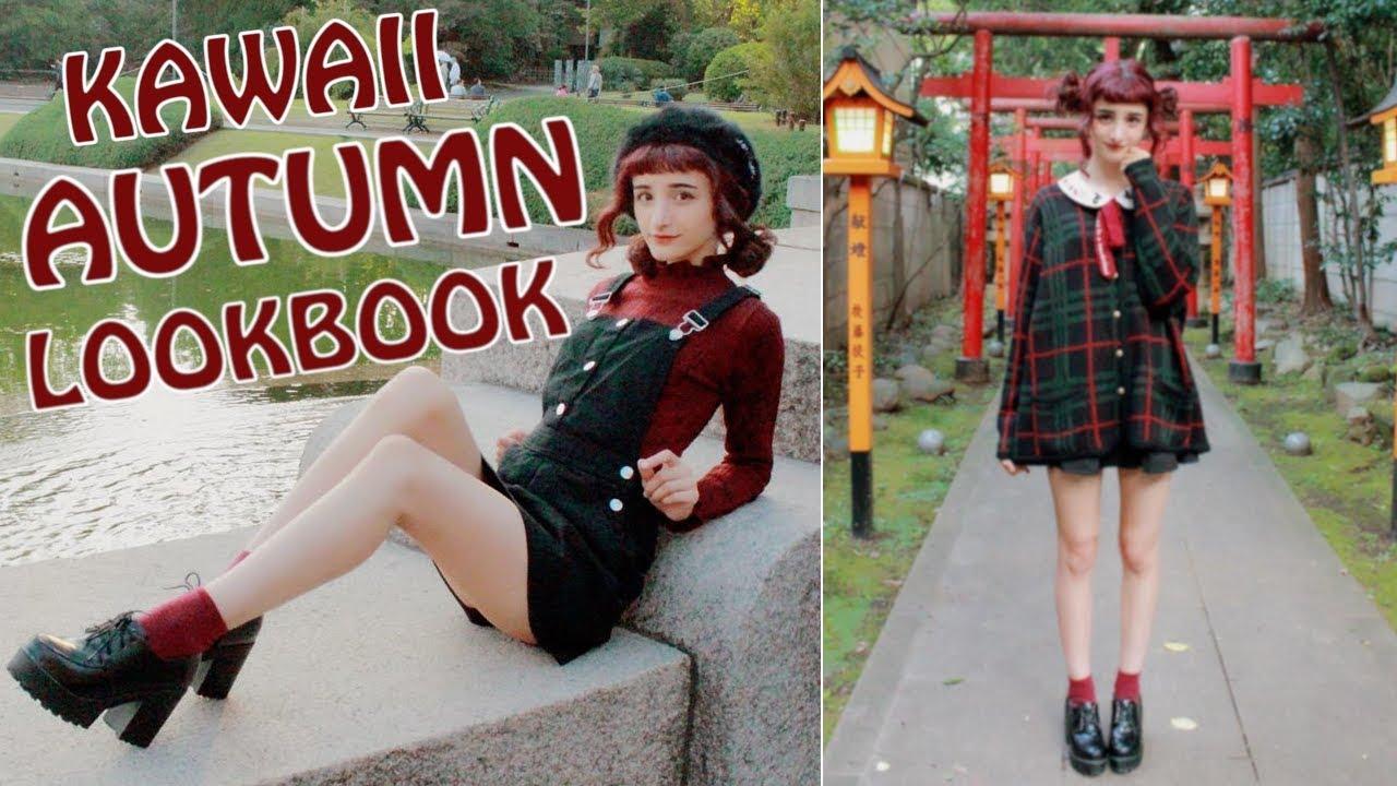 [VIDEO] - Japanese Fashion Autumn Lookbook (in Tokyo) 2