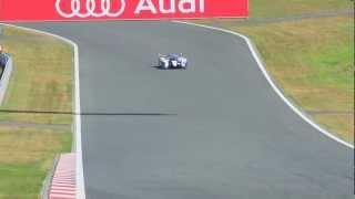 2012 FIA WEC 6Hours of FUJI トヨタ、WEC第7戦 富士6時間レースで優勝...
