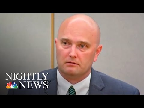 Former Texas Police Officer Found Guilty Of Murder For Fatally Shooting Teen | NBC Nightly News