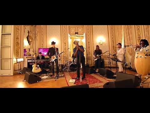 Aloe Blacc - Live@Home - Part 3 - Love is the answer