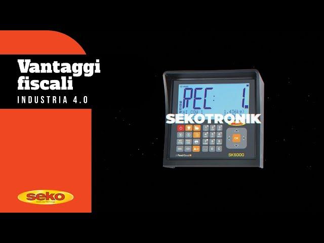Seko Industries -  Industria 4.0
