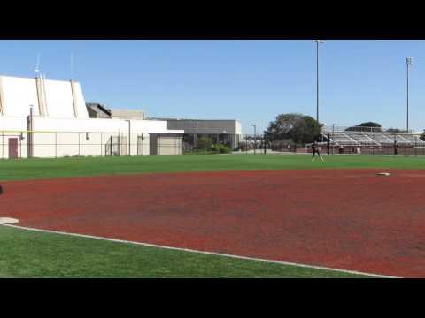 Samantha Luna Monterey Peninsula College Outfielder